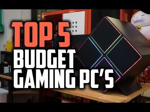Best Budget Gaming Computers in 2018 - Which Is The Best Budget Gaming PC?