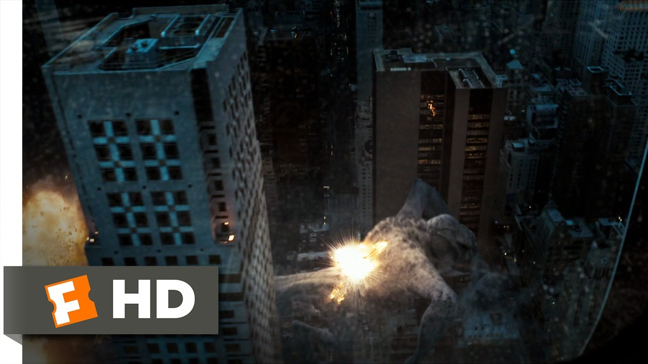 Cloverfield 7 9 Movie Clip Bombing The Creature 2008