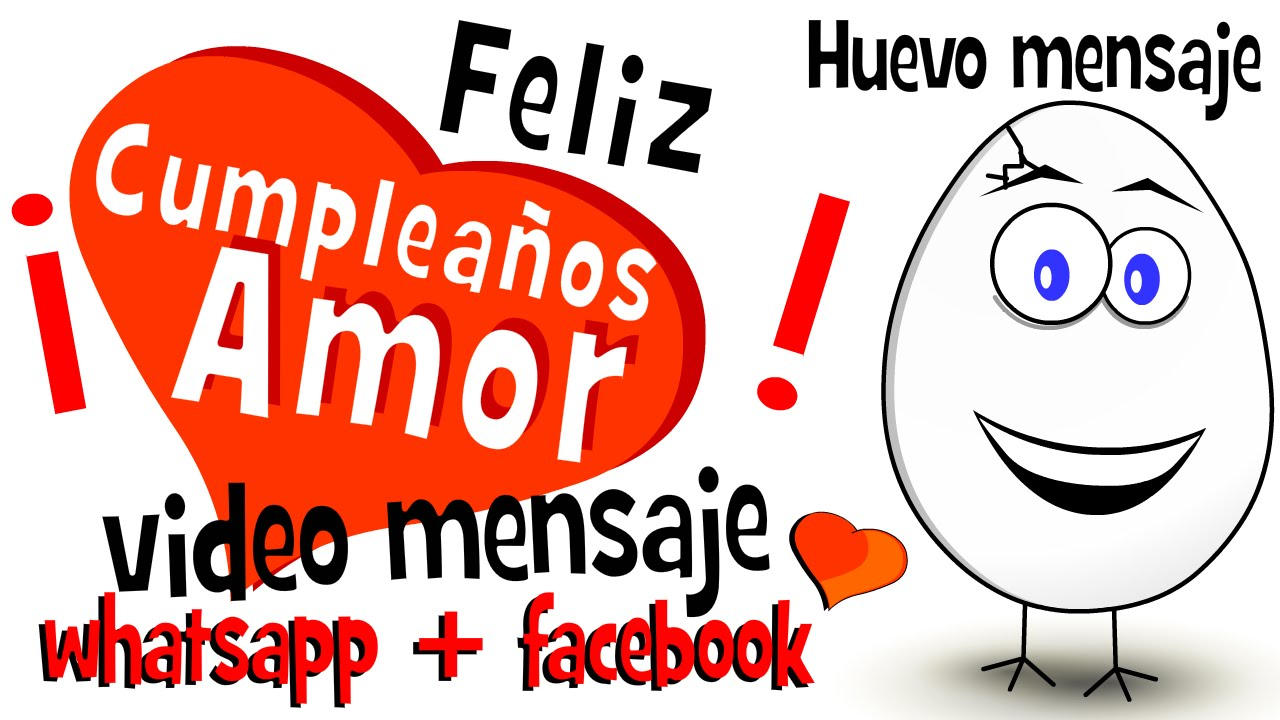 Feliz Cumpleaños Mi Amor !!!  YouTube