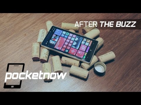 Lumia 930 - After The Buzz. Episode 40   Pocketnow
