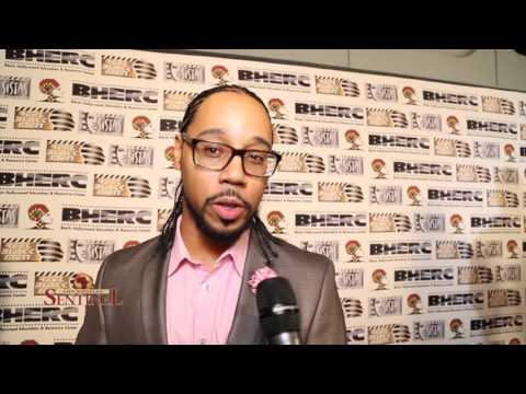 Stephen Pender at the African American Film Market