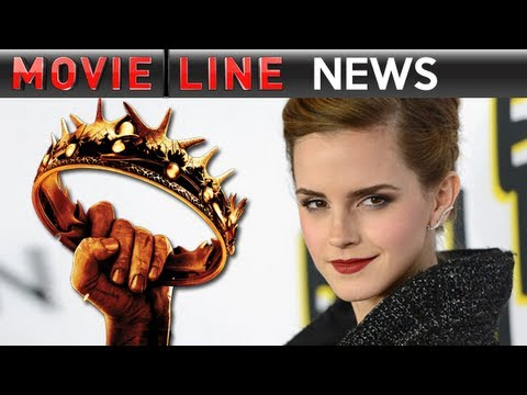 Emma Watson Queen of The Tearling Emma Watson Joins Queen of
