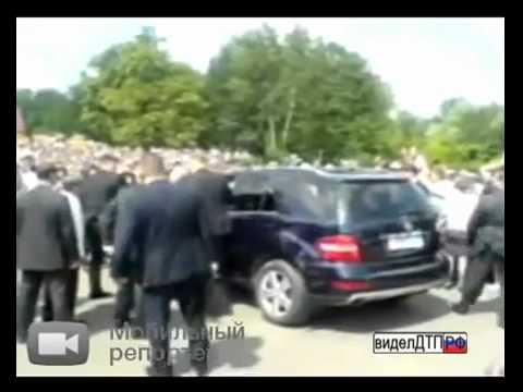 ДТП курьёзы. Медведев и АКПП