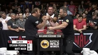 Sylvain Perron vs. Matt Mask: WAL 504 Super Showdown Los Angeles (FULL MATCH)