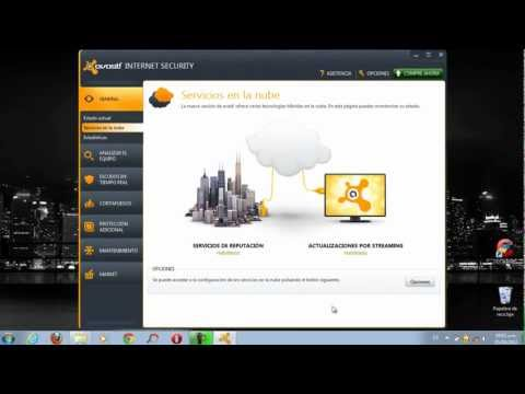 Avast Internet Security 7 Full Con Licencia Hasta 2050 (Comprobado)