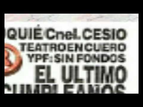 Reconocimiento del PI al General de la Democracia: Juan Jaime Cesio