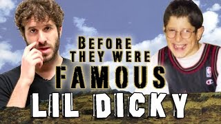LIL DICKY - Before They Were Famous - Professional Rapper