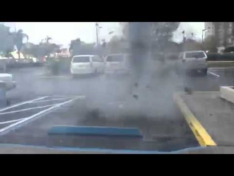 F1 Tornado hits Orlando FL - YouTube