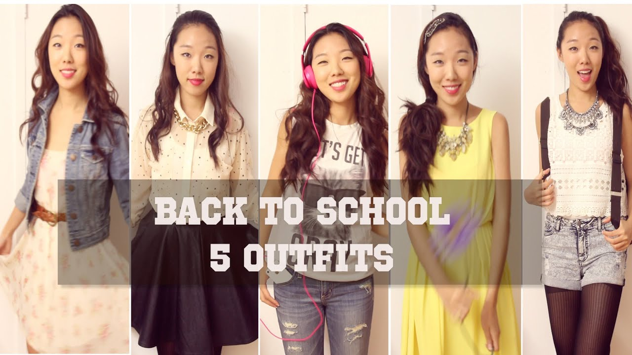 Cute clothes for girls in middle school 2017