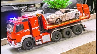 Stunning Mix! Trucks! Drift Cars! Off road Action! Boats! Trains!