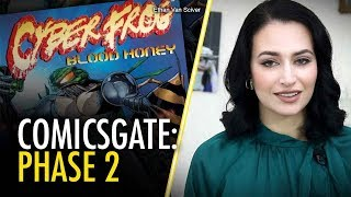 What we can learn from Comicsgate - Martina Markota
