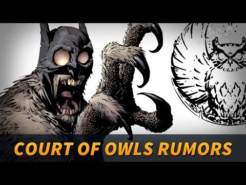 Batman: Court of Owls Game Teased by WB Montreal