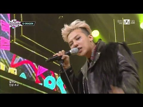 G-dragon 1107 m Countdown 삐딱하게 (crooked) video