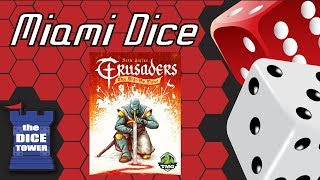 Miami Dice - Crusaders: Thy Will Be Done