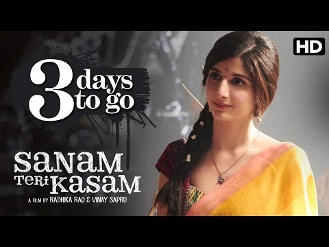 Just 3 Days To Go For 'Sanam Teri Kasam'