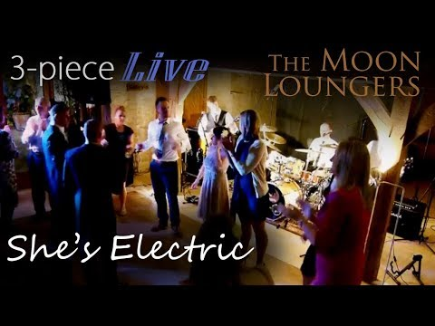 The Moon Loungers - Shes Electric