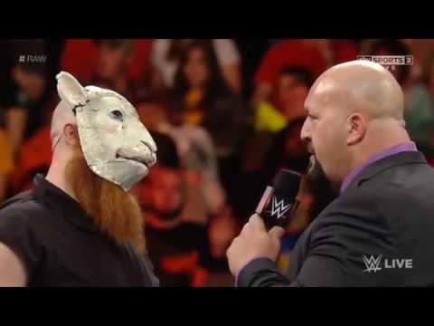 Wwe Monday Night Raw 24 11 2014 video