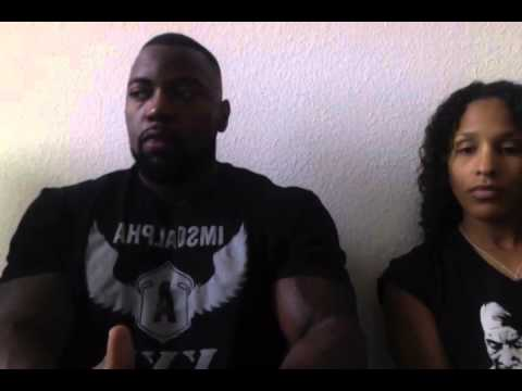 Part 2 Q&A. Mike Rashid. Big Rob and Kim Jones vlog