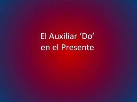Inglés Básico 9 [El Auxiliar 'Do' en el Presente]