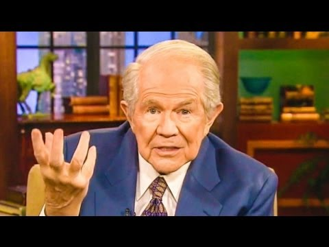 Pat Robertson: God Played A Prank On Democrats!