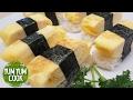 Tamago Nigiri Sushi Egg Omelette | How to Make Tamagoyaki Sushi | YumYumCook