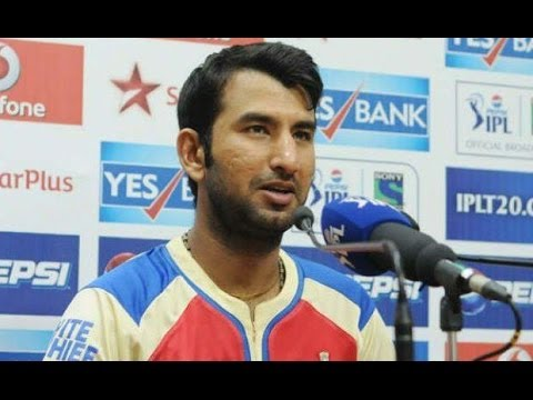Part 6 -  Cheteshwar Pujara with Mikkhail Vaswani