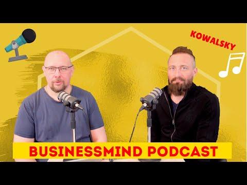 Kowalsky interjú – BusinessMind Podcast