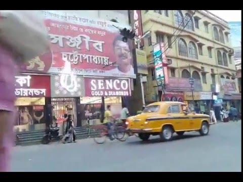 Barasat Champadali More - Jessore Road (NH-35) & Basirhat (Taki) Road Crossing