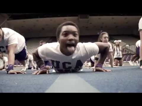 University Of Central Arkansas Cheer |Mastodon| 2014 - 09/22/2014