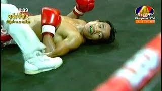 Pich Mteskmang vs Yodsuper(thai), Khmer Boxing Bayon 08 April 2018, Kun Khmer vs Muay Thai