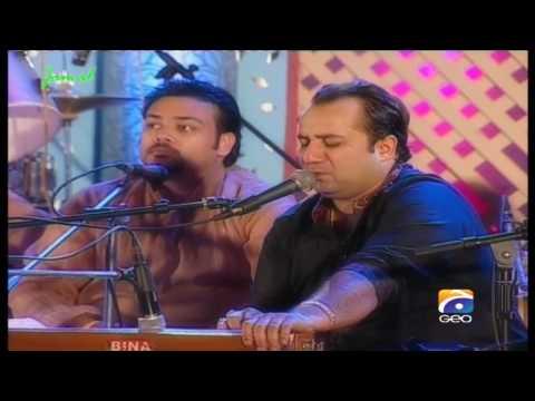 Rahat Fateh Ali Khan - Main Jahan Rahoon - A Live Concert