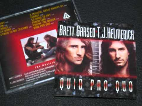 Brett Garsed - A Musical Oasis Awaits Us