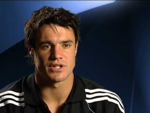 Dan Carter Interview