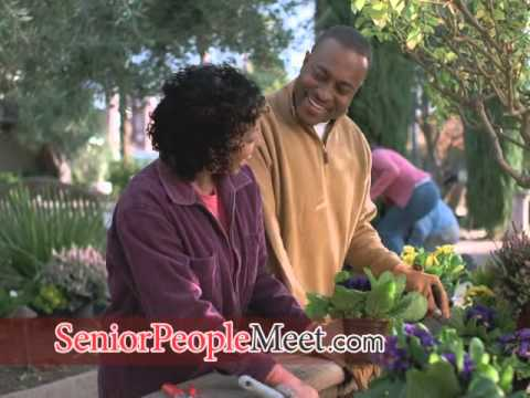 SeniorPeopleMeet.com commercial