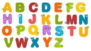 Learn Alphabet A to Z *英文字母 ABC * 單字A-Z | 小朋友學英文