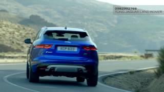 Jaguar F Pace Hoàn toàn mới 2017