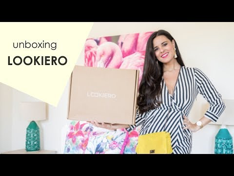 Lookiero Unboxing