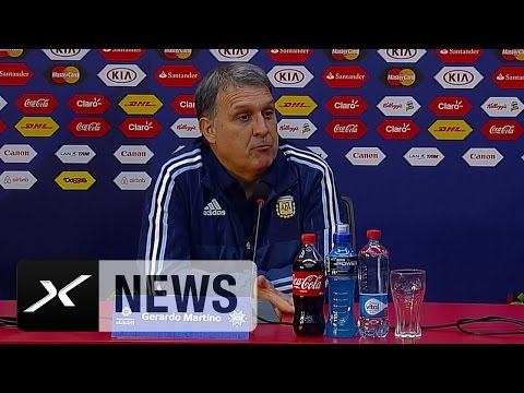 Martino-Rücktritt nach Copa-Pleite | Gerardo Martino | Argentinien