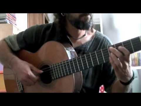 Nuages (Django Reindhardt) by Javier Vaquero