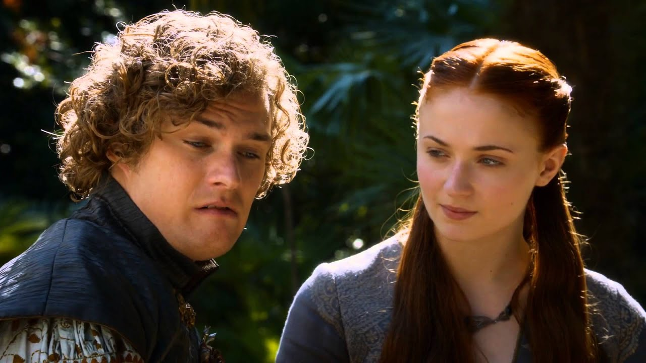 Loras Tyrell In Game Of Thrones Season 3 YouTube