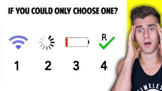 THE HARDEST CHOICES EVER **Impossible To Choose**
