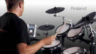 Tuning and Muffling on the Roland TD-9KX Electronic Drum Kit