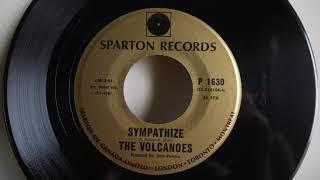 The Volcanoes – Sympathize 196 Sparton – P1630 Garage Rock