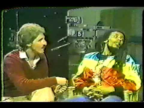 Interview Bob Marley and Tyrone Downie 1980 Channel 5