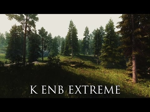 TES V - Skyrim Mods: K ENB Extreme - Pure Light
