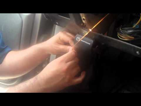 How To Wire A Vehicle GPS Tracking Device For Power And Ground