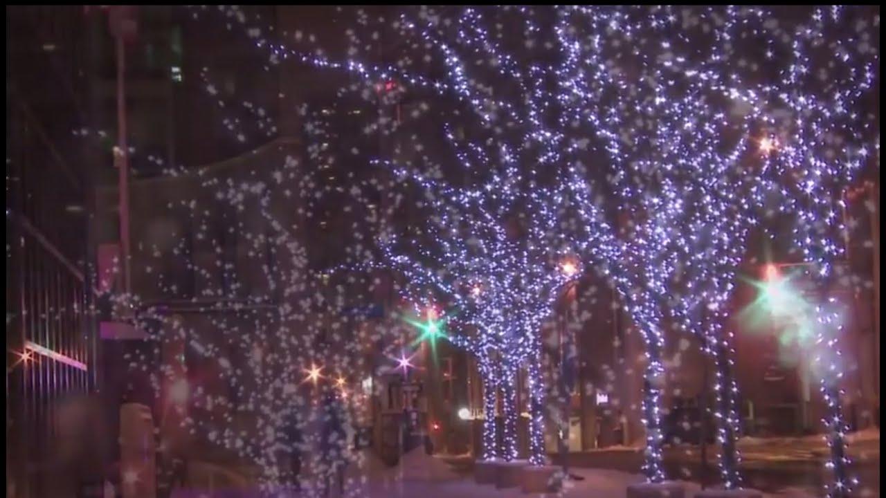 Country Christmas Lights Christmas Lights Across Canada