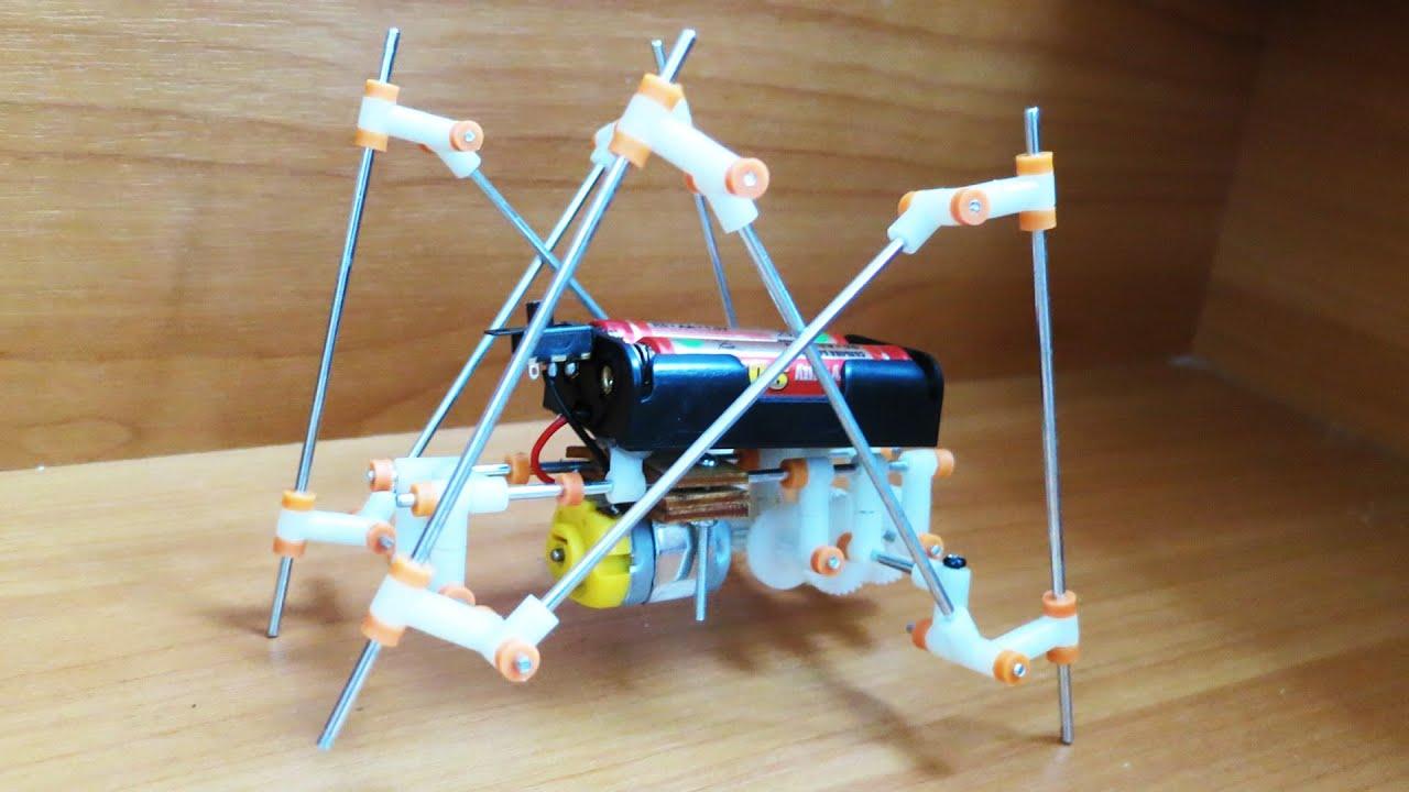 Как сделать робота из проволки: Другое: Про Детей 80