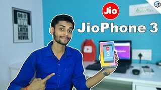 JioPhone 3 Android 4G Smartphone Leaked Details and JioPhone 3 Price in India