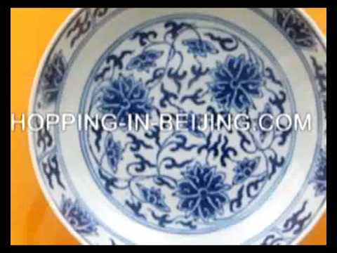 Chinese porcelain ware, more than just decorations